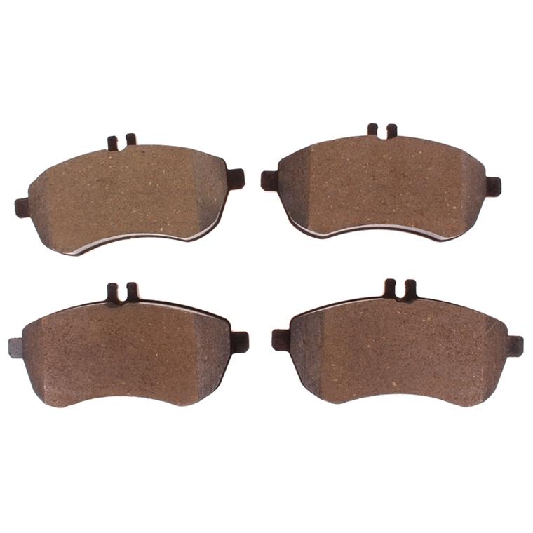 ate bremsbelagsatz vorne bremskl tze bremsen set mercedes. Black Bedroom Furniture Sets. Home Design Ideas