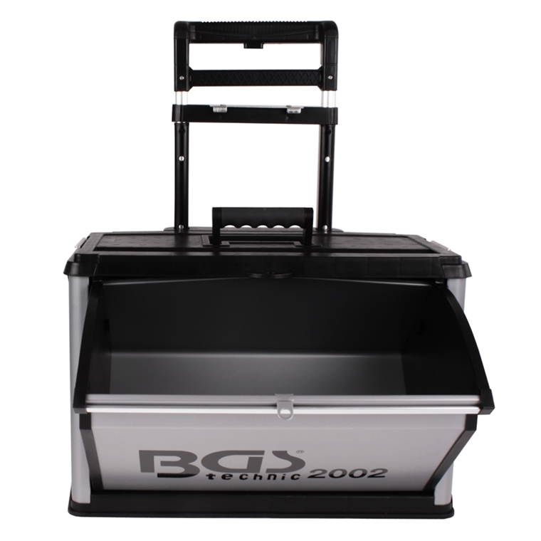 bgs montagewagen werkzeugkiste alu mit rollen werkzeug wagen box werkzeugkasten ebay. Black Bedroom Furniture Sets. Home Design Ideas