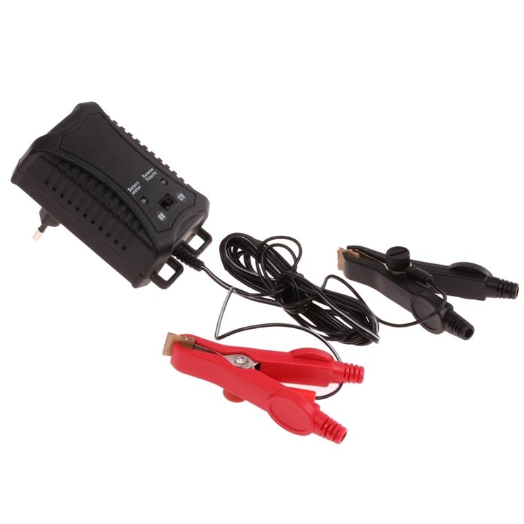 motorrad batterieladeger t f r 6 12 volt batterie. Black Bedroom Furniture Sets. Home Design Ideas
