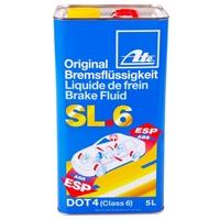 Ate Bremsflüssigkeit SL.6 Dot4, 5 Liter