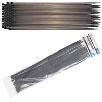 Kabelbinder-Set, 4.5 x 350 mm, 50-teilig