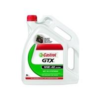 Castrol GTX SAE 10W-40 A3/B4 5 Liter