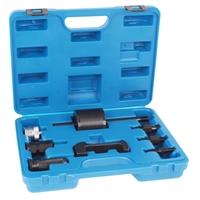 TECPO Diesel Injektoren Auszieher Sortiment, 8-tlg. für Mercedes Benz