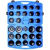 Ölfilter Kappen Ausbau Werkzeug Set Ölfilterkappen MERCEDES VW OPEL BMW AUDI BGS