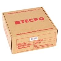 """TECPO Druckluft Schlagschrauber 1/2""""  1.700 NM + Druckluftschlauch 10m"""