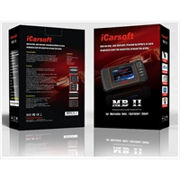 iCarsoft MB II OBD2 Diagnose Gerät CANBUS