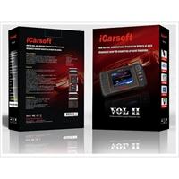 iCarsoft® VOL II OBD 2 Diagnose-Gerät CAN-BUS Fehler Meldung löschen Volvo Saab