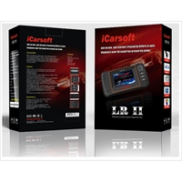 iCarsoft Land Rover / Jaguar OBD2 Diagnose Gerät CANBUS