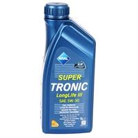 ARAL Super Tronic Longlife III (3) Motoröl 5W-30, VW 50400 50700, 1 Liter