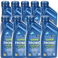 ARAL Super Tronic Longlife III (3) Motoröl 5W-30, VW 50400 50700, 10x1 Liter