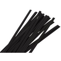 Kunststoffschweißdraht PP, schwarz, 425x1.60x12.5 mm, 17-teilig