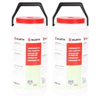 Würth Handreiniger PLUS, Handwaschpaste, 2x4 Liter