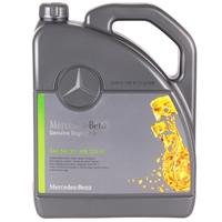 5W-30 Mercedes Benz Motoröl MB 229.51, 5 Liter A000989940213