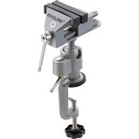 Tisch-Schraubstock schwenkbar und drehbar Backen 70 mm