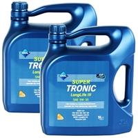 ARAL Super Tronic Longlife III (3) Motoröl 5W-30, VW 504.00 507.00, 2x5 Liter