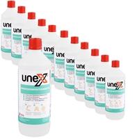 UNEX Hände-Desinfektionsmittel, 12x1 Liter
