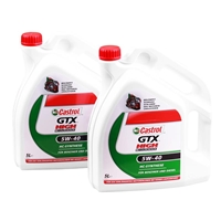 CASTROL GTX HIGH 5W-40 5 Liter