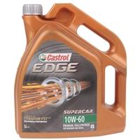 Castrol EDGE FST 10W-60 Motoröl 5 Liter BMW M3 M5 M-Serie ACEA A3 B4 5L