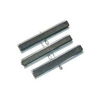 3 Ersatzbacken für Art. 3251156 50 mm Backen Körnung  220