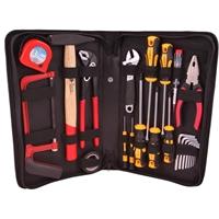 Werkzeugsortiment, 23-tlg. Handwerker Werkzeug Set