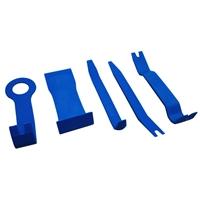 Zierleistenkeile-Set, verschiedene Formen, 5-tlg.