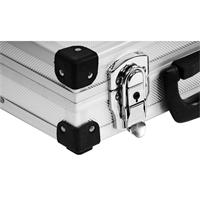 Aluminum Werkzeug Koffer, 330 x 90 x 210 mm
