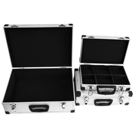 Aluminum Werkzeug Koffer Satz, 3 Teilig