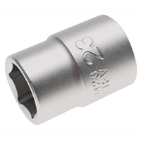 Steckschlüssel Einsatz 3/4 Stecknuss Nuss 6-kant 23 mm Nuß Pro Torque®