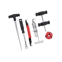 Scheiben Ausbau Werkzeug Set Ausglaswerkzeug für geklebte Windschutzscheiben 7tg