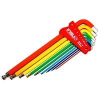Inbus® Schlüssel Satz 9-tlg.  1.5 - 10 mm
