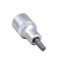 Bit-Einsatz 12,5 (1/2), Innen-6-kant, 53 mm lang, 6 mm