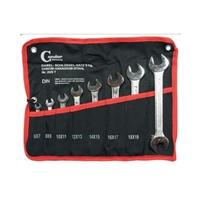 8X Maulschlüssel Gabelschlüssel 6-22 mm Schraubenschlüssel Gabel Maul Schlüssel