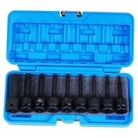 "Kraft Biteinsatz Set T20-T70, 12.5 mm 1/2"", 9-tlg."