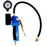 Druckluft Reifenfüller Werkzeug Reifenfüllmessgerät, geeicht