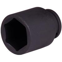Kraft-Einsatz, tief, 50 mm, 20 (3/4)
