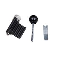 Arretier-Werkzeug-Zahnriemenrad, 3-tlg., für Kurbelwelle