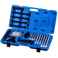 Hydraulischer Abzieher Auszieher Set 10 t Werkstatt Werkzeug Länge 100-150-200mm