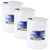 MANNOL ready-to-use AdBlue® 3x10 Liter