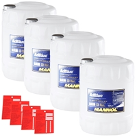 MANNOL ready-to-use AdBlue® 4x10 Liter