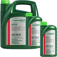 FANFARO 5W-30 API SN CF VW 504.00 507.00 BMW LL-04 MB 229.51 , 7 Liter