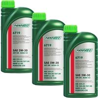 FANFARO 5W-30 API SN CF VW 504.00 507.00 BMW LL-04 MB 229.51 , 1 Liter