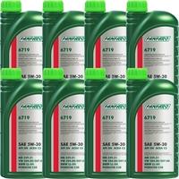 FANFARO 5W-30 API SN CF VW 504.00 507.00 BMW LL-04 MB 229.51 , 8 Liter