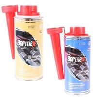 BORMAX® Benzin Zusatz Nano Bor 250 ml + Ölzusatz Additiv Nano Bor, 250 mL