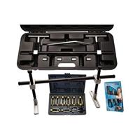 Universal Ventil Federspanner Werkzeug Ventilfederspanner 1 bis 12-Zylinder BGS