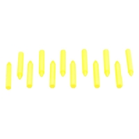 Fettsignierstifte, gelb, 12 Stück