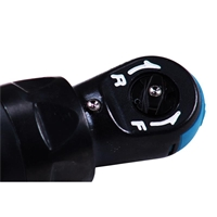 Mini-Ratschenschrauber, Vierkant 10 mm (3/8 Zoll), Nm max: 54 Nm