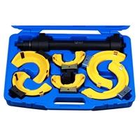 Federspanner-Set mit 3 Paar Backen