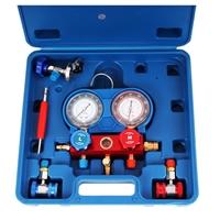 Druckuhr-Armatur für Klimaanlagenprüfung