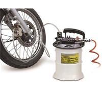 Druckluft Bremsenentlüfter Gerät , 2 l + Bremsflüssigkeitstester