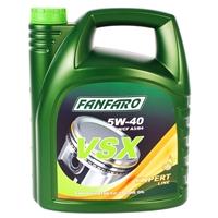 Fanfaro VSX 5W-40, 5L